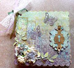 Niagara Butterfly Conservatory Sept 2013 mini-album