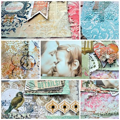 My new classes at ScrapFest 2014