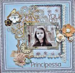 YOU ARE PRINCIPESSA