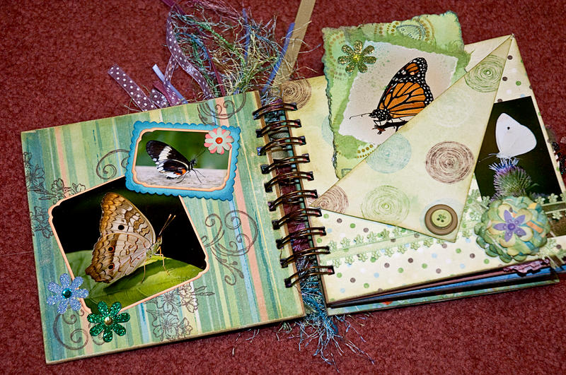 Scrapbook Mini Album