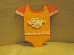 Baby Shower - Baby Girl Invitation