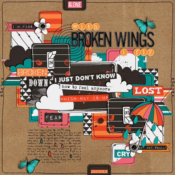 With Broken Wings