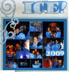 ICE 2009 (Gaylord Texas Holiday Display)