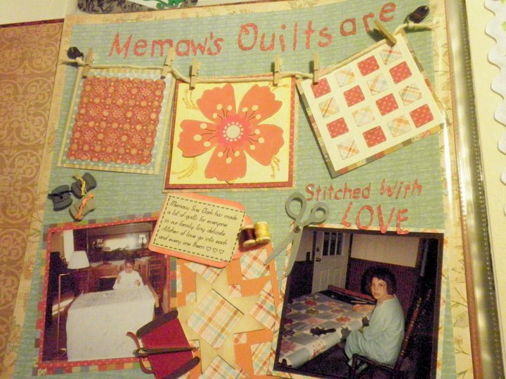 She Quilts