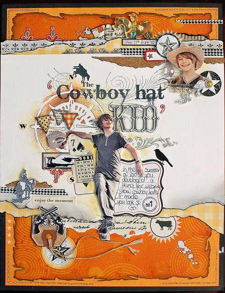 The Cowboy Hat Kid