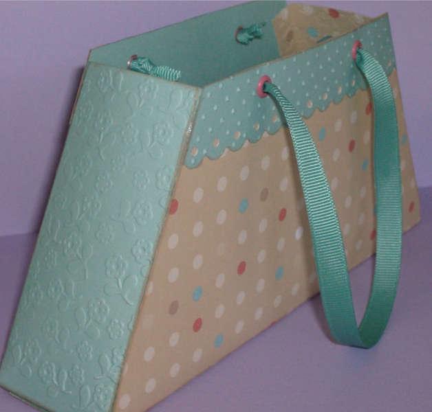Lil Purse gift bag
