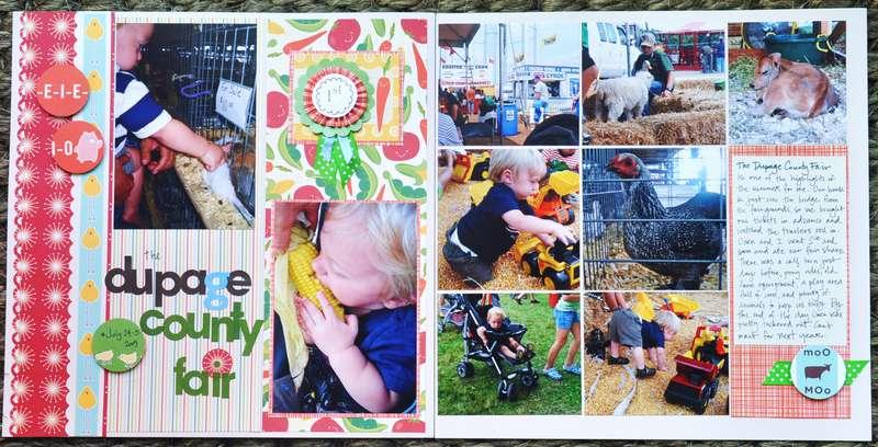 The Dupage County Fair