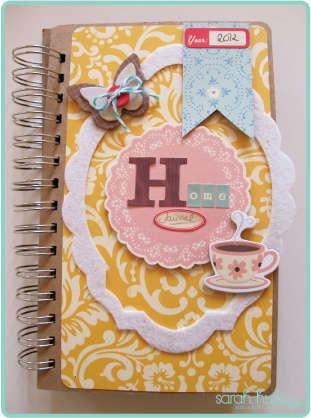 Basically Bare Home Journal - CHA 2012