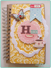 Basically Bare Home Journal - CHA 2012
