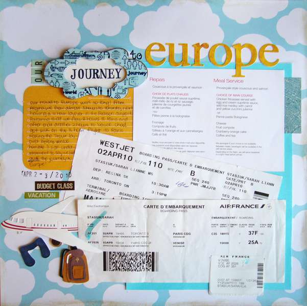 Our Journey to Europe