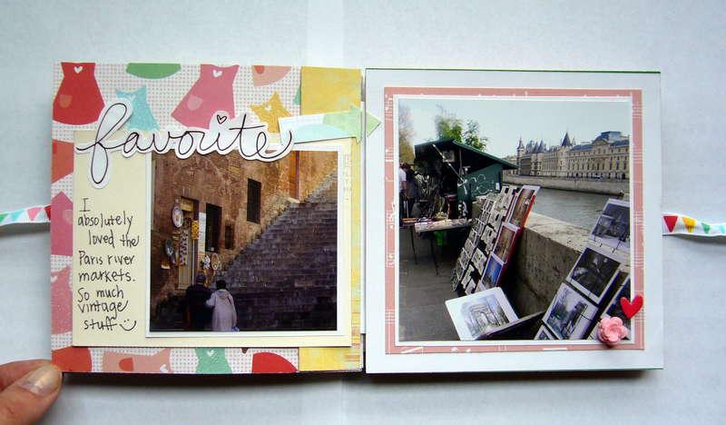 Europe Mini Album *Dear Lizzy Spring*
