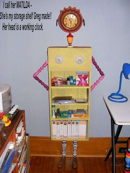 Crazy Storage Unit