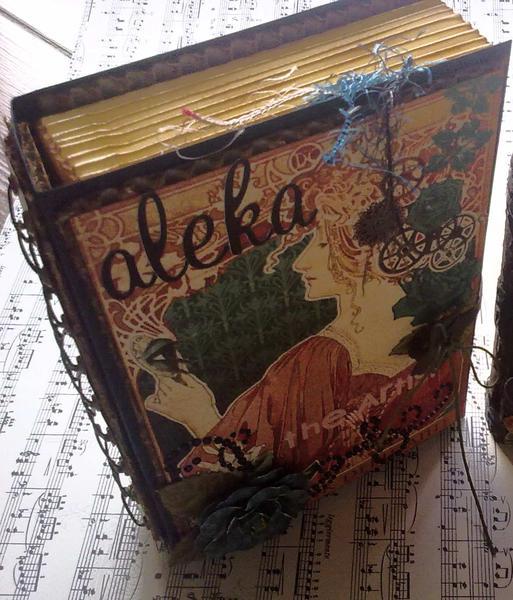 Aleka the Artist