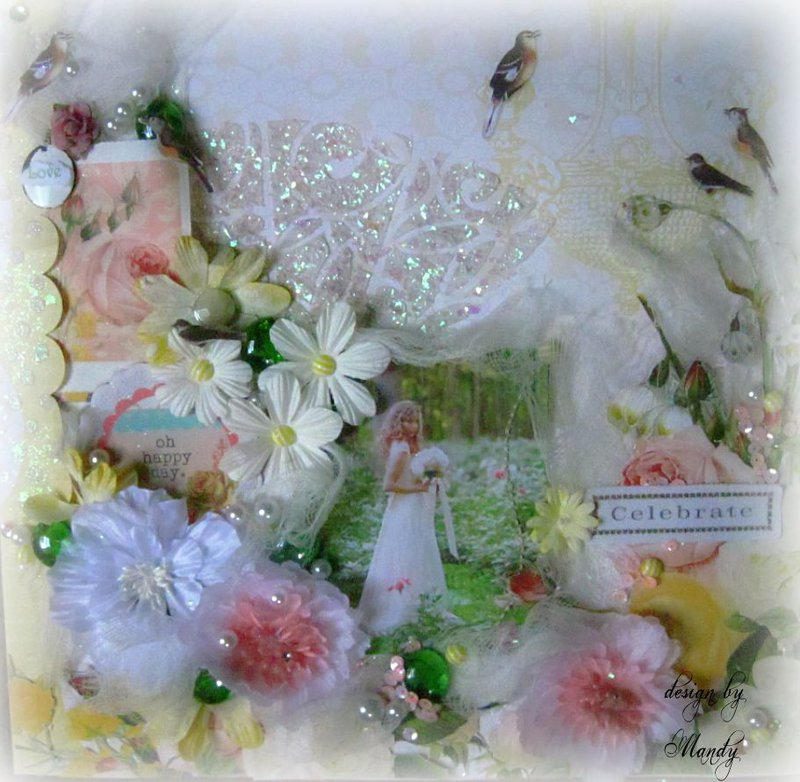 "CELEBRATE - ~Scraps of Elegance~ DT Project-June Kit-""Whimsy"""