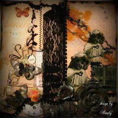 SMILE BE HAPPY ~Scraps of Elegance~ DT Project Whimsy Kit