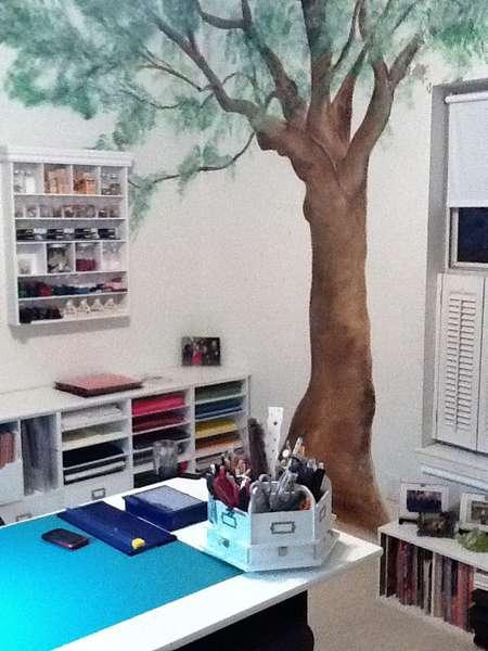 New Scrapbook Room