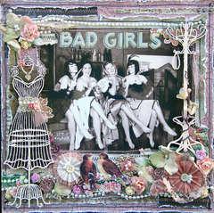 Bad Girls  *Dusty Attic*
