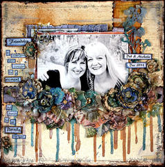 Friendship ~ Donna Salazar Designs