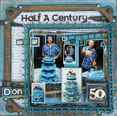 Half A Century *Dusty Attic*