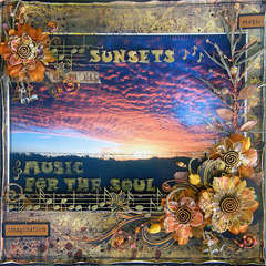 Sunsets - Music for the Soul *Dusty Attic*