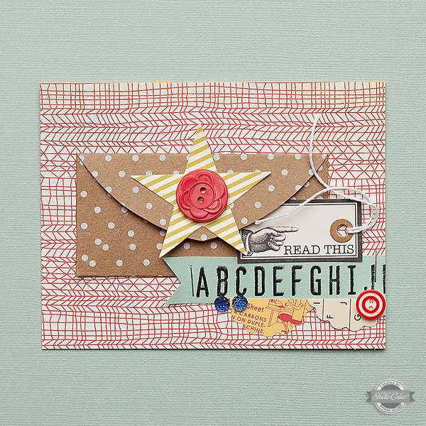 Read This Card {Studio Calico July Kit}