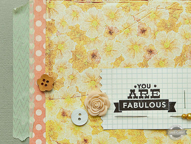 You Are Fabulous {Studio Calico June Kits}