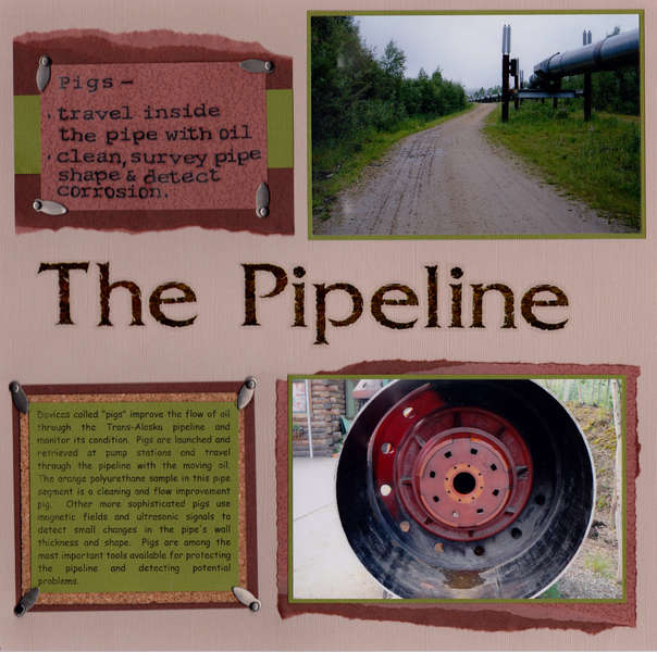Pigs in the Pipeline R page