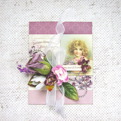 Very Special Friend Card *Flying Unicorn CT*