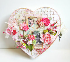 Forever Heart Box *Flying Unicorn CT*