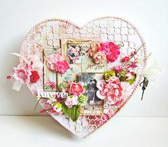 Forever Heart Box *Flying Unicorn CT*