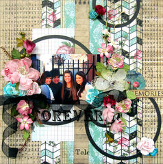 Forever *Marion Smith Designs DT*