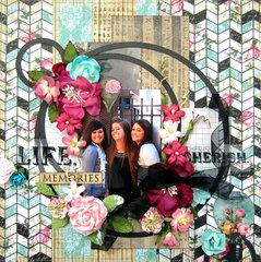 Memories *Marion Smith Designs DT*