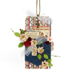 Honor Tag *Scrapbook Adhesives by 3L DT*