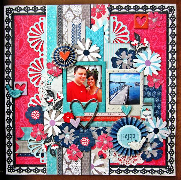 Happy *My Creative Scrapbook GDT*