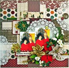 December Memories *Sketchabilities DT*