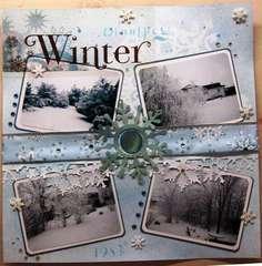 Winnpeg Winter, 1984