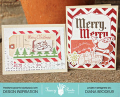 Christmas Cards *Fancy Pants Designs*