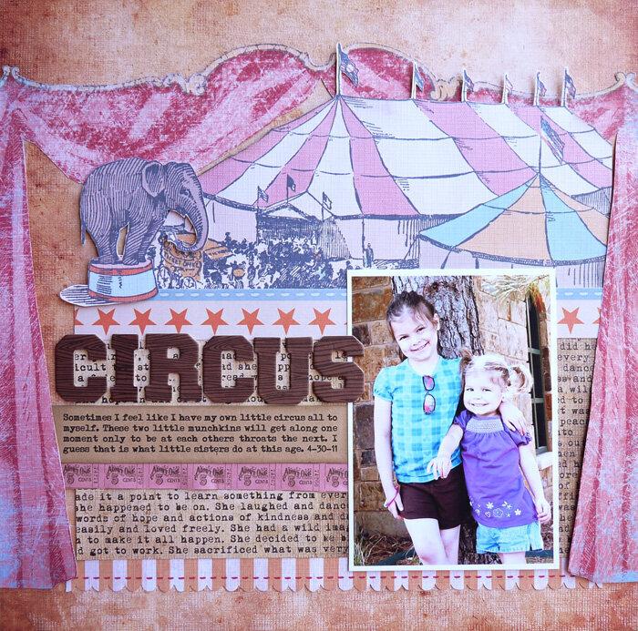 Circus *GCD Studios*