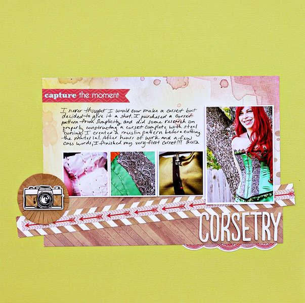 Corsetry *SFTIO October kit*
