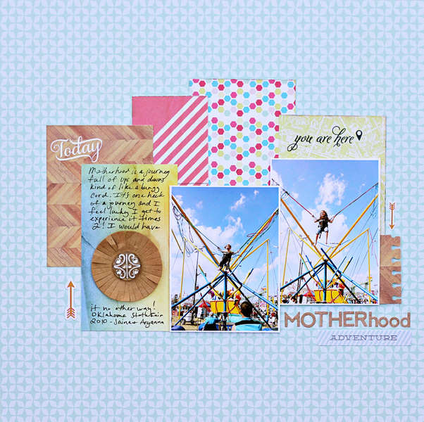 Motherhood *SFTIO October kit*