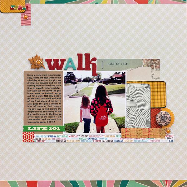 Walk *SFTIO December kit*