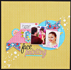 Face Painting *Webster's Pages*