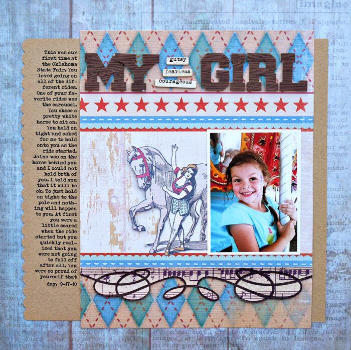 My Girl *GCD Studios*