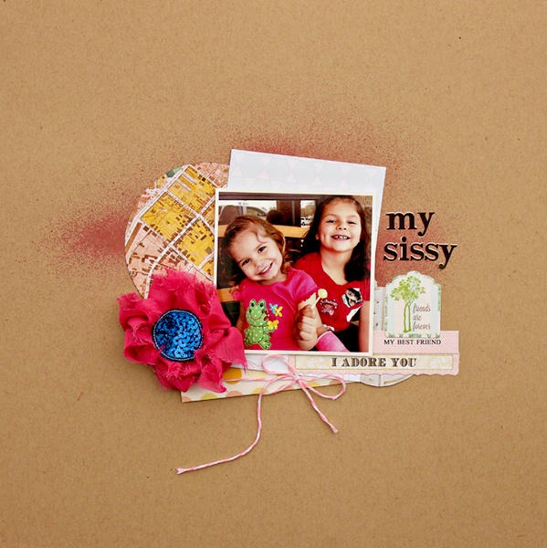 My Sissy *Webster's Pages*
