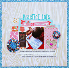 Practice Lots *New Webster's Pages*