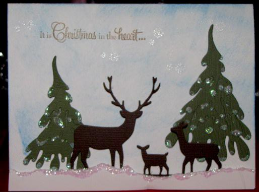 christmas in the heart card
