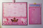 Disney Mini Album Pull Out Tab Princess