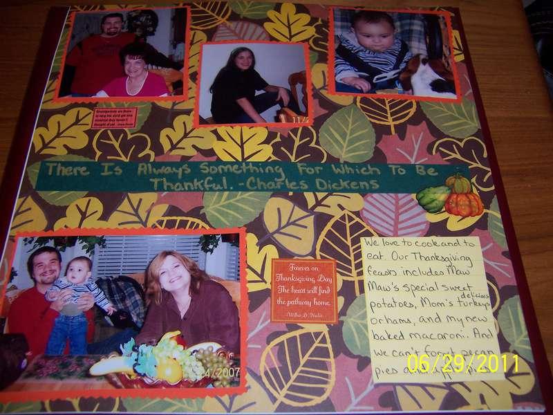 Thanksgiving 2007-2