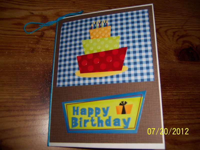 Birthday Card (brother)