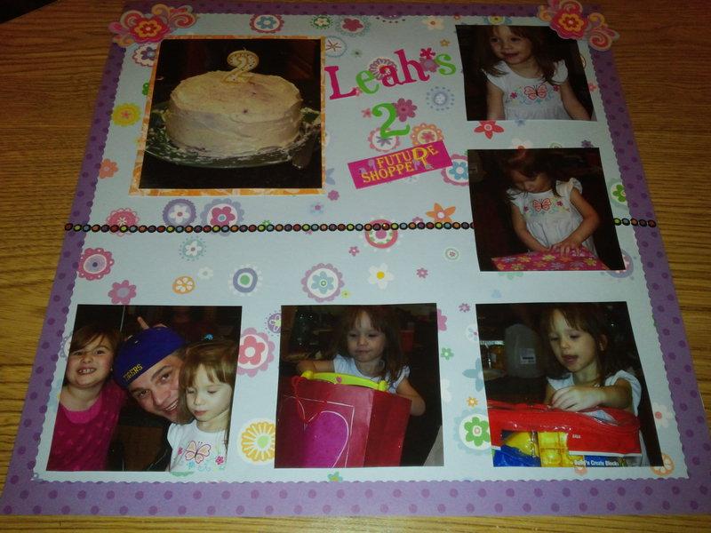 Niece's 2nd birthday